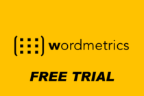 wordmetrics AI for content marketers - free trial